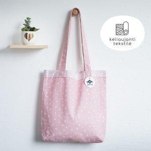 Daugkartinis prekių krepšys BARBĖ DEVYNDARBĖ