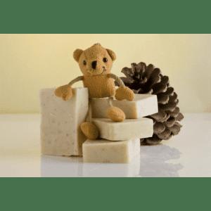Natūralus muilas su ramunėlių ekstraktu | SAULĖS ZUIKUTIS